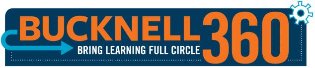 Bucknell 360 - Bring Learning Full Circle