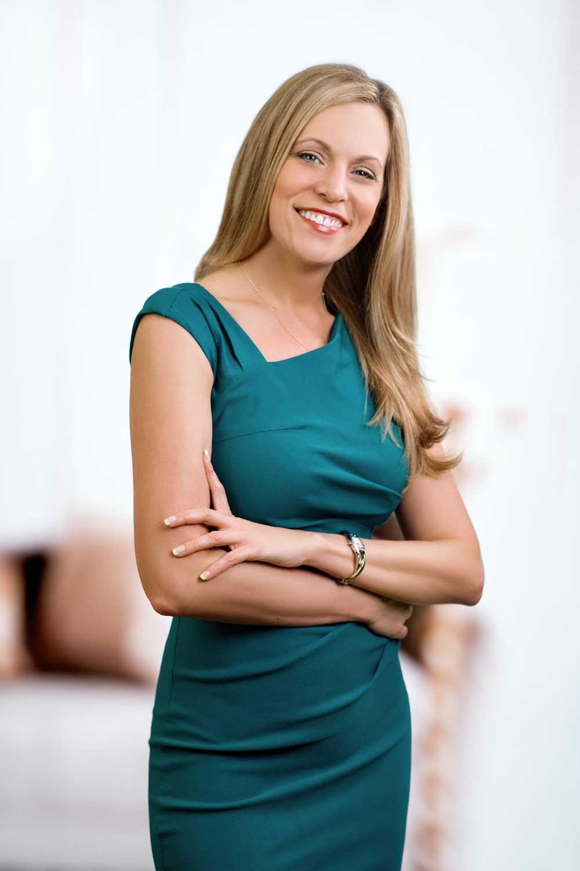 Melissa Milanak - workplace wellness expert