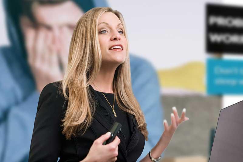 Melissa Milanak - keynote speaker