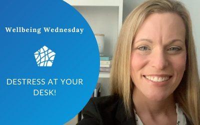 Destress at your Desk!