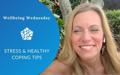 Stress & Healthy Coping Tips