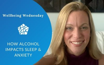 How Alcohol Impacts Sleep & Anxiety